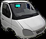 Ремонт кабины и оснащения кабины на автомобилях ГАЗель