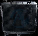 Ремонт системы охлаждения на автомобиле Валдай