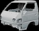 Ремонт кабины и оснащения кабины на автомобиле Hyundai Porter