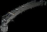 Ремонт задней подвески на автомобиле Hyundai Porter II