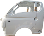 Ремонт кабины и оснащения кабины на автомобиле Hyundai Porter II