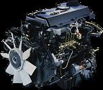 Ремонт двигателей на автомобиле Hyundai HD72 / HD78