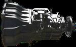 Ремонт коробки переключения передач (КПП) на автомобиле Hyundai HD72 / HD78