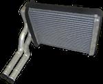 Ремонт системы отопления (печки) на автомобиле Hyundai HD72 / HD78