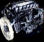 Ремонт двигателей на автомобиле Hyundai HD120