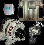 Ремонт электрооборудования на автомобиле Hyundai HD120