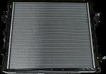 Ремонт системы охлаждения на автомобиле Hyundai County