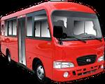 Ремонт кузова и оснащения кузова на автомобиле Hyundai County