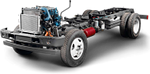 Ремонт рамы на автомобиле ГАЗон NEXT (Некст)