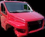 Ремонт кабины и оснащения кабины на автомобиле ГАЗон NEXT (Некст)
