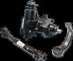 Ремонт рулевого управления на автомобиле УАЗ Хантер (Hunter)