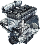 Ремонт двигателей на автомобилях УАЗ Патриот