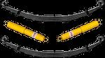 Ремонт задней подвески на автомобилях УАЗ Патриот