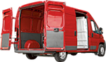 Ремонт кузова и оснащения кузова на автомобилях FIAT Ducato