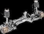 Ремонт передней подвески на автомобиле Peugeot Boxter