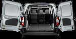 Ремонт кузова и оснащения кузова на автомобиле Peugeot Partner