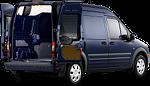 Ремонт кузова и оснащения кузова на автомобилях Ford Transit Connect