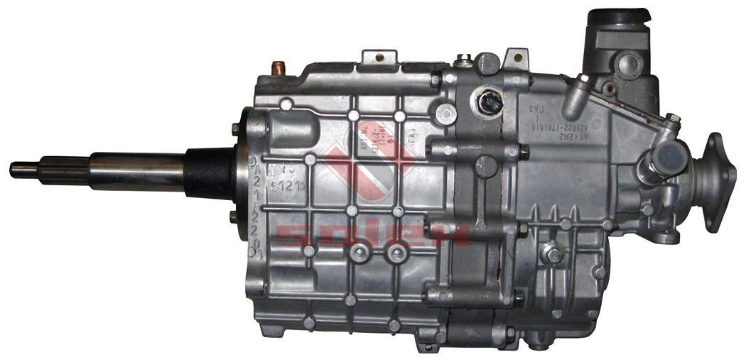 Усиленная КПП ГАЗель NEXT (Некст) (A21R22)