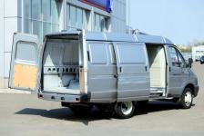 ГАЗ-2705 (фургон)