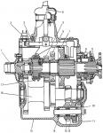 Схема КПП ГАЗ 3307